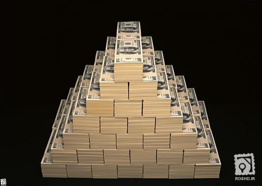 عکس پول و دلار