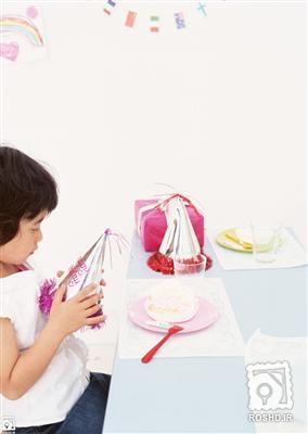 کلاه تولد کودک