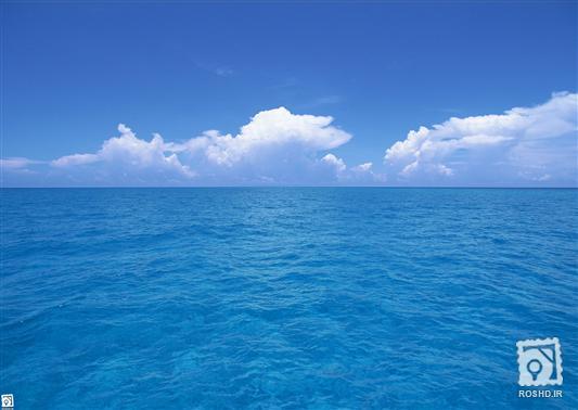گالری عکس رشد - اقيانوس,افق,آبي,آسمان,ابر,ابر در افق,دريا ...